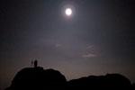 絶景にっぽん 月の夜