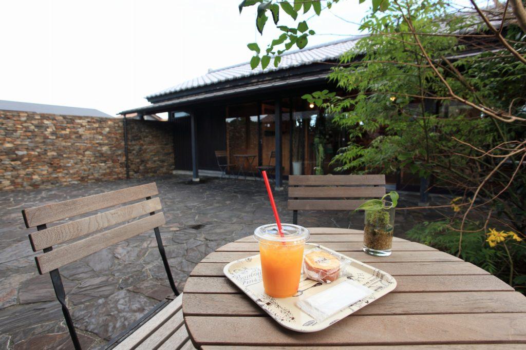 ジュース&カフェ